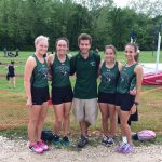 Girls Track Districts
