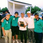 Boys Golf takes 2nd in District Tournament