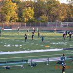 10-26-17 - Varsity Soccer - Lindbergh - District Win