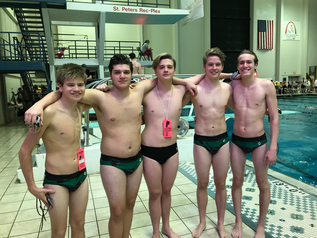 Boys Swim goes to State Championships