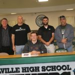 Shane McGroarty to play football at Univ of Tennessee Martin