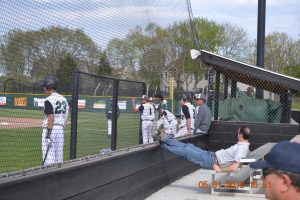5-1-18 – Varsity Baseball – Lafayette