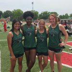 Girls Track – Headed to State