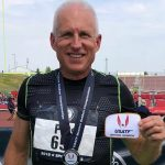 MHS Track Coach – National Champion