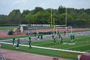 8-24-18 – Varsity Soccer vs Holt