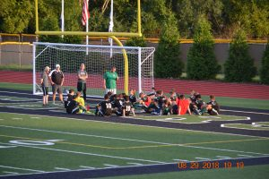 8-29-18 – Varsity Soccer – Timberland