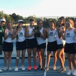 Girls Tennis – District Champs