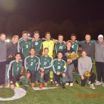 10-23-18 - Varsity Soccer - Marquette