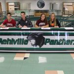 Athletes commit to play in College