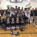 Mehlville Boys Basketball wins District Title