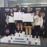 Samantha Apple – 4th in State
