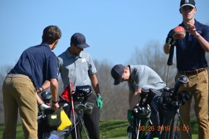 3-26-19 – Varsity Golf vs Northwest