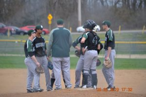 3-28-19 – Varsity Baseball vs Oakville