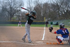 3-29-19 – Varsity Baseball vs Priory