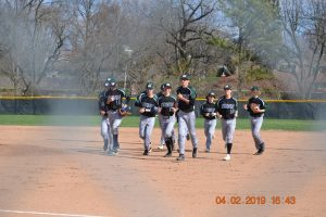 4-2-19 – Varsity Baseball – Summit