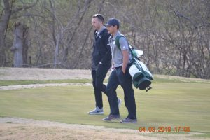 4-3-19 – Varsity Golf vs Webster