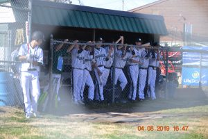 4-8-19 – Varsity Baseball vs Windsor