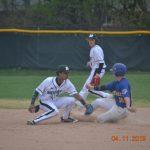4-11-19 - Varsity Baseball vs Seckman