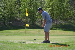 4-12-19 – Varsity Golf – Rockwood Summit