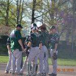 4-16-19 - Varsity Baseball vs Affton