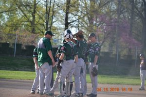 4-16-19 – Varsity Baseball vs Affton