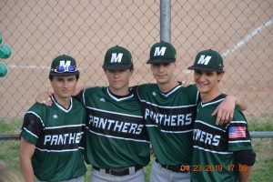 4-23-19 – Varsity Baseball vs Gateway (Senior Night)