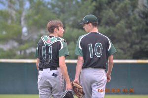 4-29-19 – Varsity Baseball vs SLUH