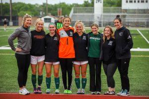 5-9-19 – Girls Varsity Soccer (Senior Night)