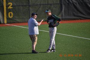 5-13-19 – Baseball Districts vs Lindbergh