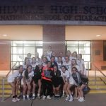 Girls Soccer takes 2nd place in Districts