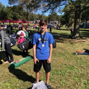 10-12-19 – Cross Country @ Suburban Conference Meet