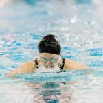 1-8-20 - Girls Swim at Rockwood Invitational