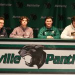 MHS Football Players signed to play in College!