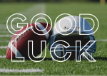 Good Luck Panthers Football!