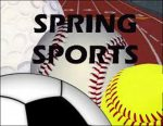Spring Sports Begin March 1st