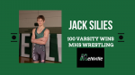 100 Wins as a Varsity Wrestler – Congrats Jack!