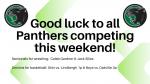 Good Luck Panthers!