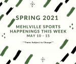 This week in sports – May10 – 15