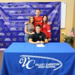 MASON GOODELL '16 SIGNS NLI
