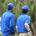 GOLF FINISHES 20th AT CHAMPIONS