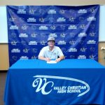 ETHAN DEWIT '16 SIGNS WITH SIOUX FALLS