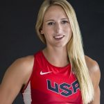 BREANNA LESLIE '09 QUALIFIES FOR OLYMPIC TRIALS