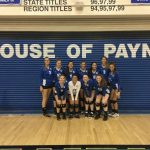 Trojan Volleyball finishes 5th at Chandler Tournament