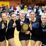 Pom Wins Region Championship