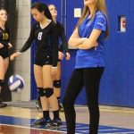 Lindy Dyer '13 named volleyball head coach