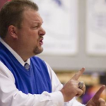 Greg Haagsma featured in article for efforts on and off court