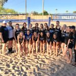Beach Volleyball Heads to State as Section Champs