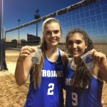 AZPREPS365 ARTICLE: Corona Del Sol, Valley Christian win Beach Pair Crowns