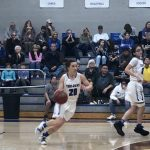 Lady Trojans Win Big Against Oldest Rival