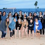 Beach VB Picks Up First Win of the Season over Arcadia HS